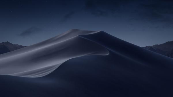 Mojave-night