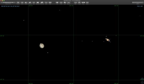 Jupitersaturn